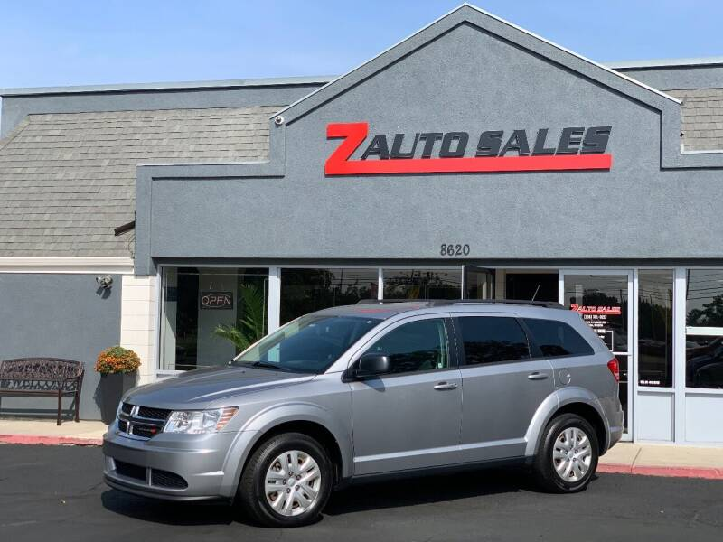 2016 Dodge Journey for sale at Z Auto Sales in Boise ID