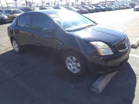 2010 Nissan Sentra for sale at Car Spot in Las Vegas NV