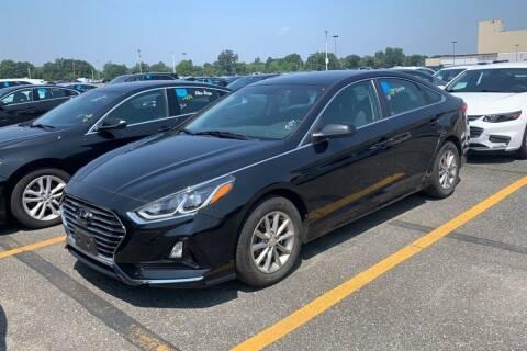 2018 Hyundai Sonata for sale at Mass Auto Exchange in Framingham MA
