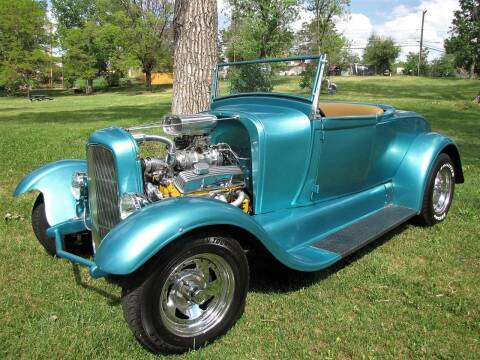1929 Ford Model A for sale at Street Dreamz in Denver CO
