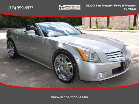 2005 Cadillac XLR for sale at AUTOS-MOBILES in Houston TX