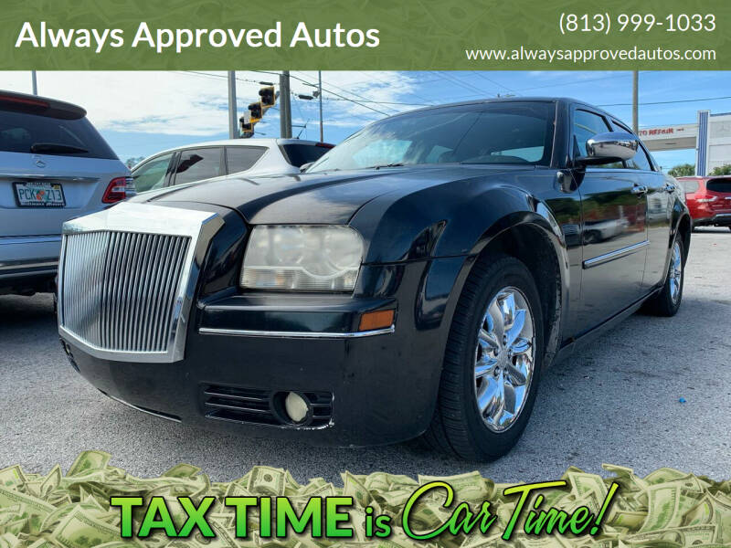 2010 Chrysler 300 for sale at Always Approved Autos in Tampa FL