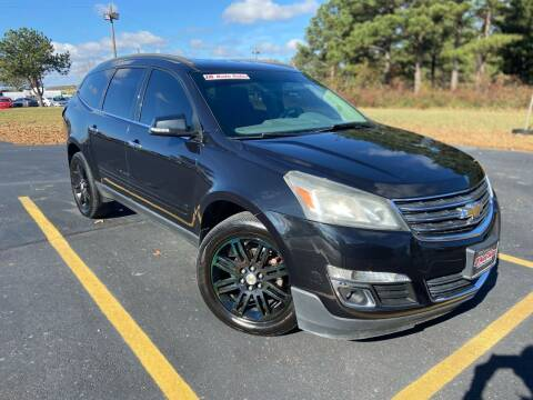 2013 Chevrolet Traverse for sale at D3 Auto Sales in Des Arc AR