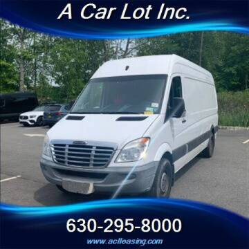 2010 Freightliner Sprinter Cargo for sale at A Car Lot Inc. in Addison IL