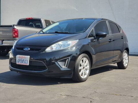2011 Ford Fiesta for sale at First Shift Auto in Ontario CA