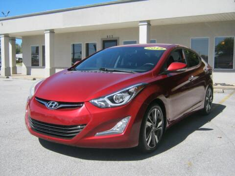 2015 Hyundai Elantra for sale at Premier Motor Co in Springdale AR