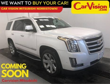 2018 Cadillac Escalade for sale at Car Vision Mitsubishi Norristown in Norristown PA