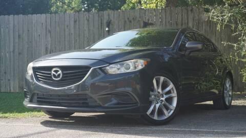 2015 Mazda MAZDA6 for sale at Hidalgo Motors Co in Houston TX
