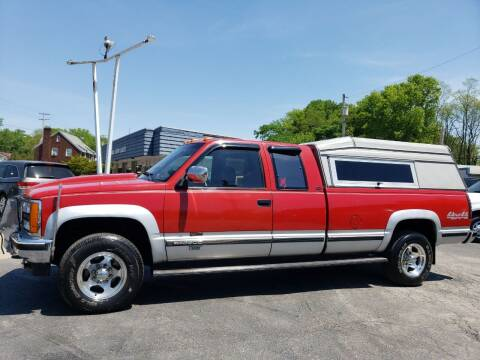1991 GMC Sierra 2500 for sale at COLONIAL AUTO SALES in North Lima OH