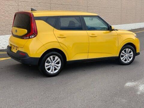 2020 Kia Soul for sale at XCELERATION AUTO SALES in Chester VA