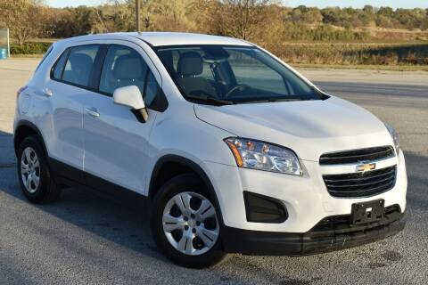 2016 Chevrolet Trax for sale at Big O Auto LLC in Omaha NE