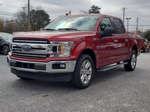 2018 Ford F-150 for sale at Gentry & Ware Motor Co. in Opelika AL