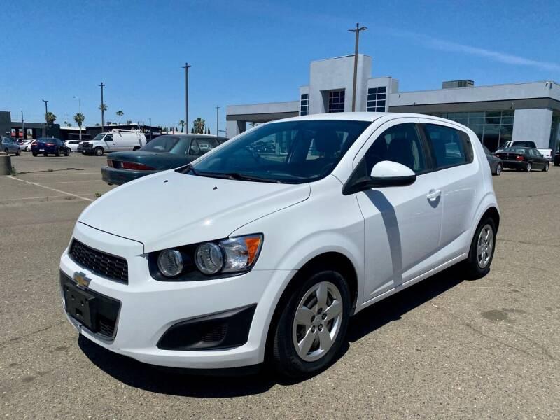 2016 Chevrolet Sonic for sale in Sacramento, CA