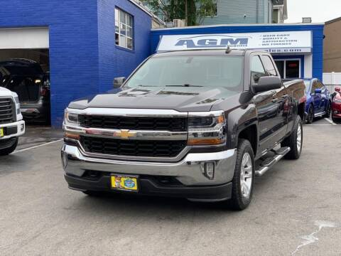 2016 Chevrolet Silverado 1500 for sale at AGM AUTO SALES in Malden MA