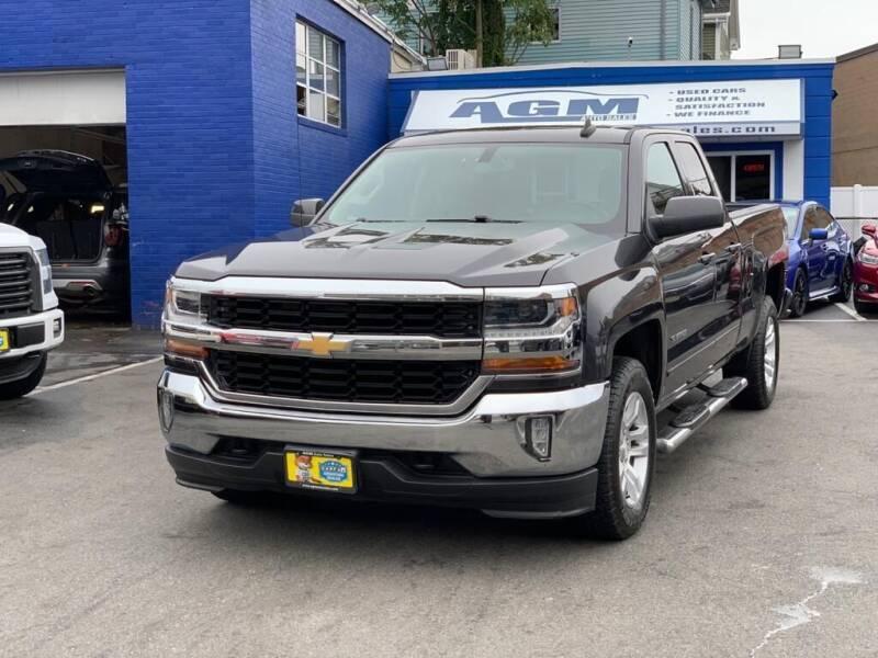 2016 Chevrolet Silverado 1500 for sale at AGM AUTO SALES in Malden MA