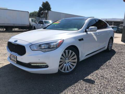 2015 Kia K900 for sale at Yaktown Motors in Union Gap WA