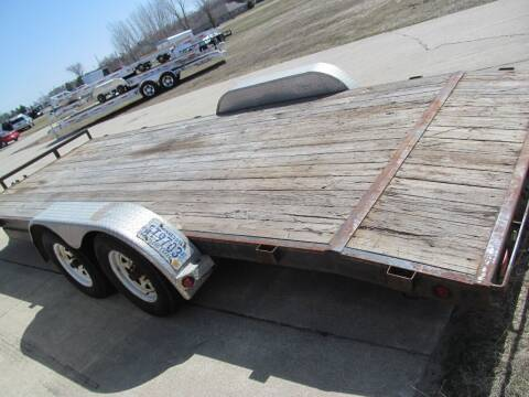 2003 PJ 20' CAR HAULER for sale at Flaherty's Hi-Tech Motorwerks in Albert Lea MN