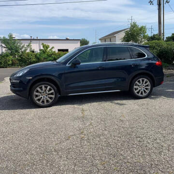 2013 Porsche Cayenne for sale at 101 MOTORS in Hasbrouck Heights NJ