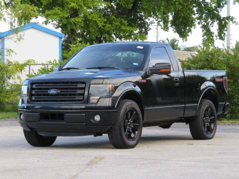 2014 Ford F-150 for sale at DK Auto Sales in Hollywood FL