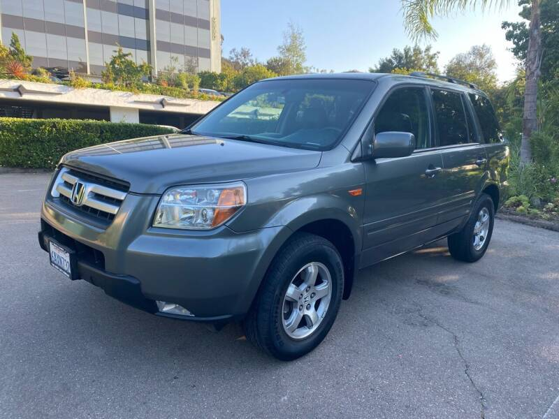 2007 Honda Pilot for sale at The New Car Company in San Diego CA