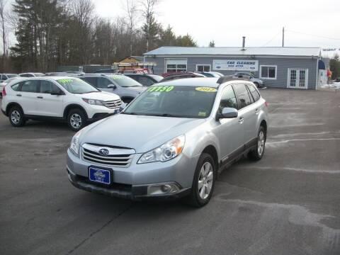 2012 Subaru Outback for sale at Auto Images Auto Sales LLC in Rochester NH