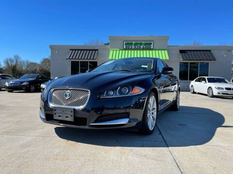 2012 Jaguar XF for sale at Cross Motor Group in Rock Hill SC