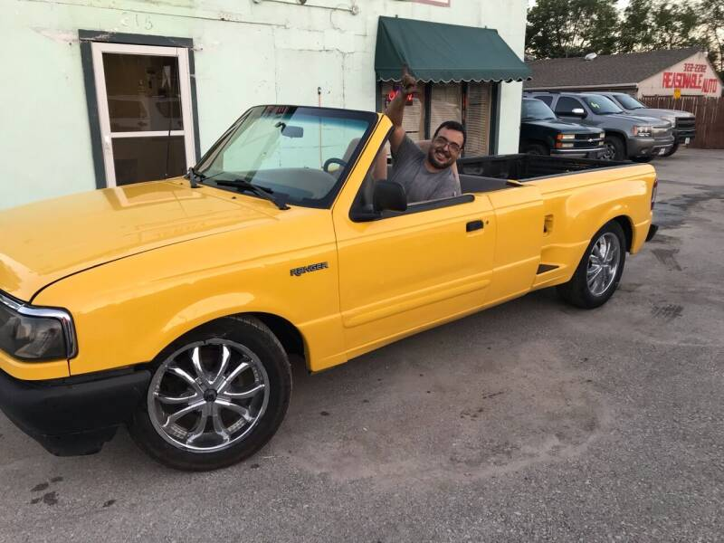 1995 Ford Ranger for sale at Jerry & Menos Auto Sales in Belton MO