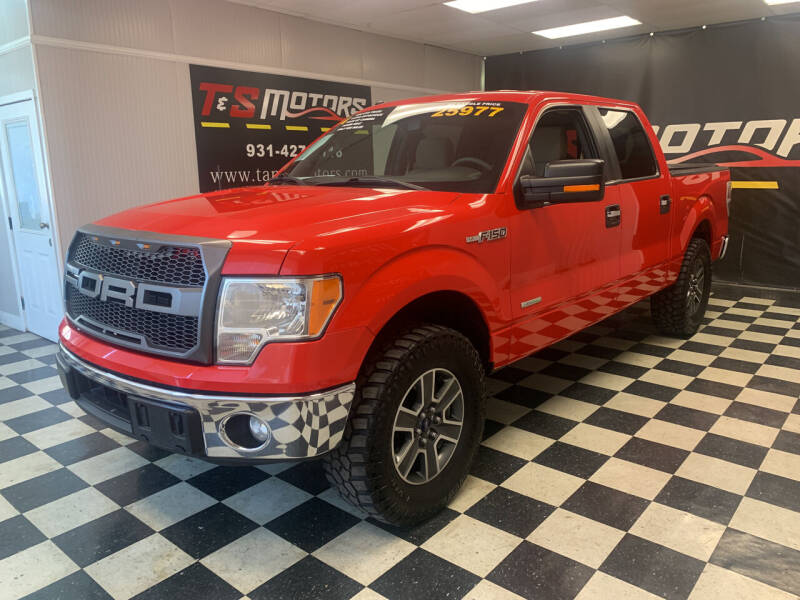 2014 Ford F-150 for sale in Ardmore, TN