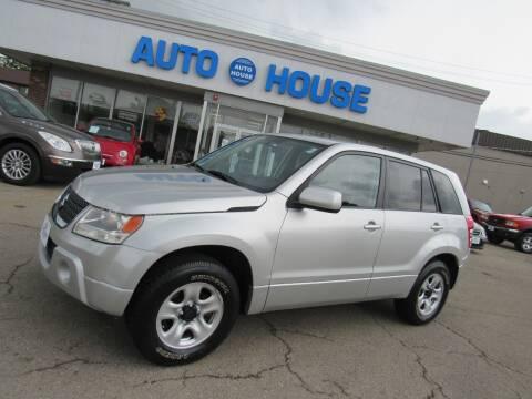 2011 Suzuki Grand Vitara for sale at Auto House Motors in Downers Grove IL