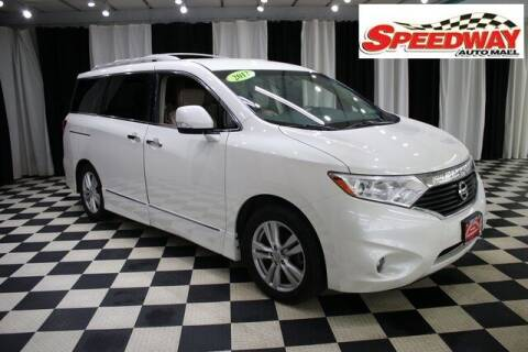 2012 Nissan Quest for sale at SPEEDWAY AUTO MALL INC in Machesney Park IL