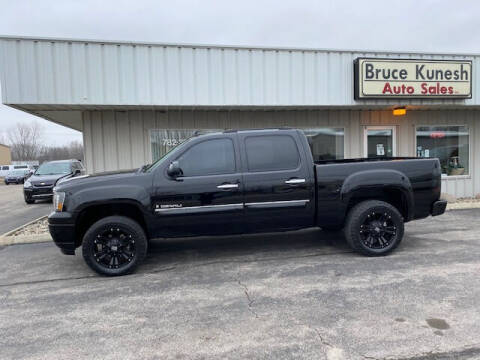 2008 GMC Sierra 1500 for sale at Bruce Kunesh Auto Sales Inc in Defiance OH