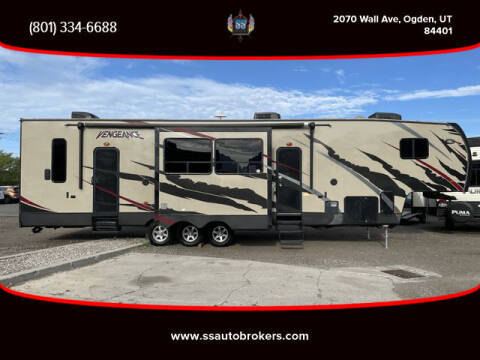 2013 Forest River VENGEANCE for sale at S S Auto Brokers in Ogden UT