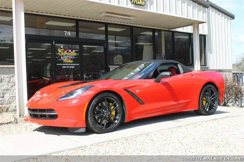2014 Chevrolet Corvette for sale in Carver, MA
