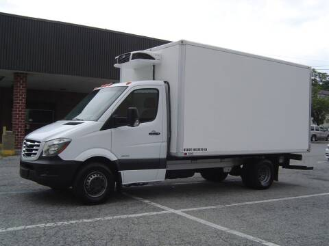 2016 Freightliner Sprinter Cab Chassis for sale at Reliable Car-N-Care in Staten Island NY