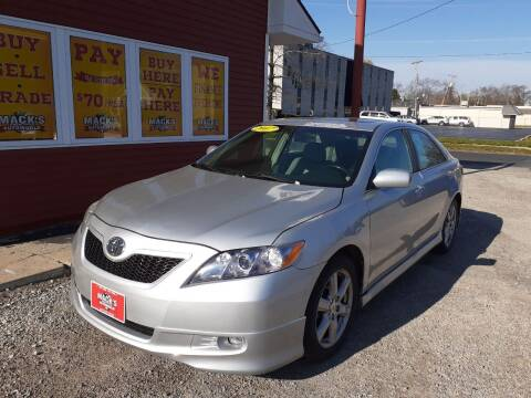2007 Toyota Camry for sale at Mack's Autoworld in Toledo OH