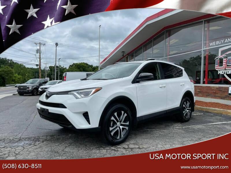 2017 Toyota RAV4 for sale in Marlborough, MA