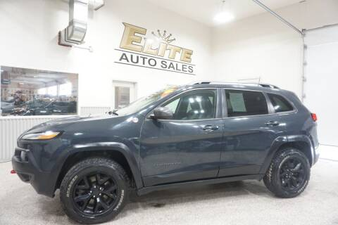 2016 Jeep Cherokee for sale at Elite Auto Sales in Ammon ID