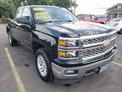 2014 Chevrolet Silverado 1500 for sale at Low Price Auto and Truck Sales, LLC in Salem OR