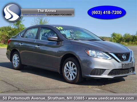 2019 Nissan Sentra for sale at The Annex in Stratham NH