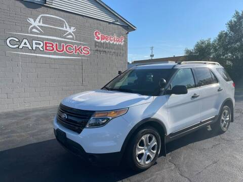2014 Ford Explorer for sale at Carbucks in Hamilton OH