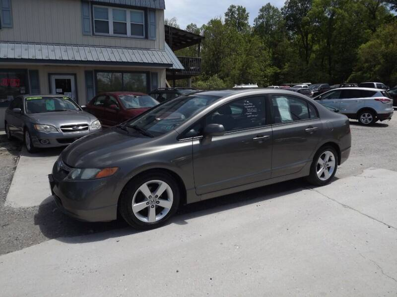 2008 Honda Civic for sale at Country Side Auto Sales in East Berlin PA