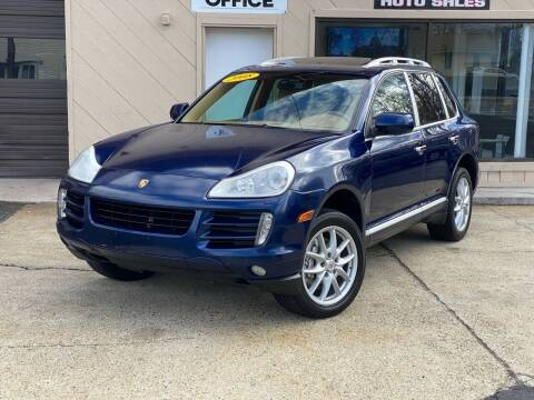 2008 Porsche Cayenne for sale at Eagle Auto Sales LLC in Holbrook MA