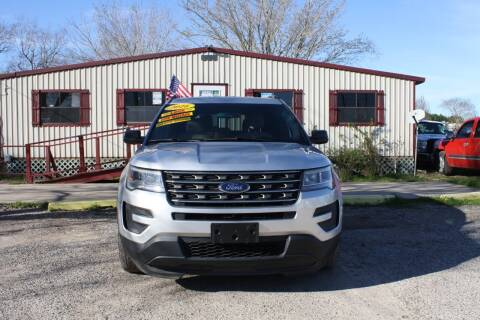 2016 Ford Explorer for sale at Fabela's Auto Sales Inc. in Dickinson TX