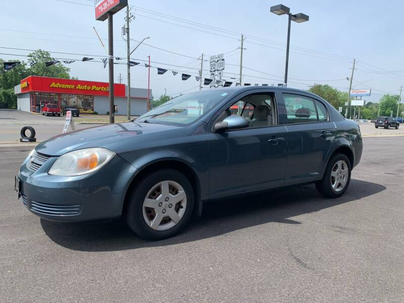 2007 Chevrolet Cobalt for sale at Tomasello Truck & Auto Sales, Service in Buffalo NY