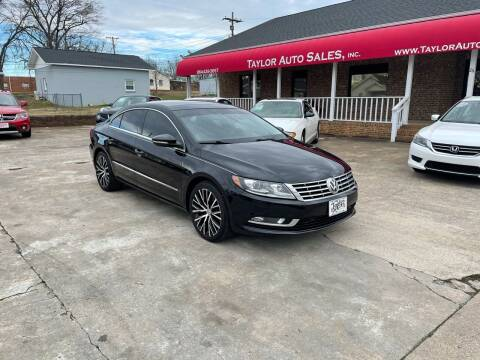 2014 Volkswagen CC for sale at Taylor Auto Sales Inc in Lyman SC