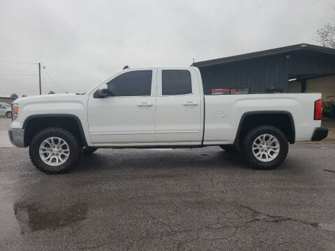 2015 GMC Sierra 1500 for sale at Smooth Solutions 2 LLC in Springdale AR