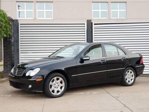 2005 Mercedes-Benz C-Class for sale at FAYAD AUTOMOTIVE GROUP in Pittsburgh PA