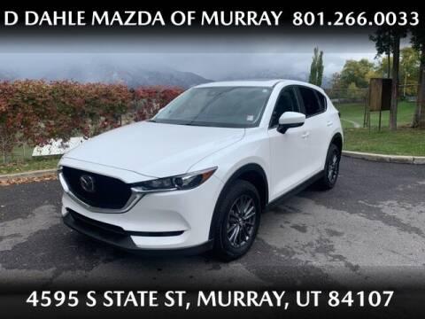 2020 Mazda CX-5 for sale at D DAHLE MAZDA OF MURRAY in Salt Lake City UT