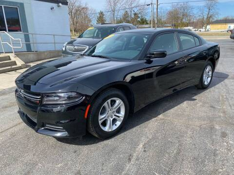 2017 Dodge Charger for sale at Huggins Auto Sales in Ottawa OH