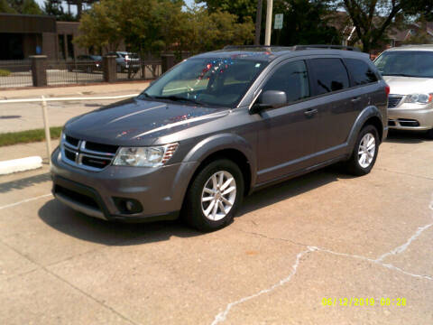 2013 Dodge Journey for sale at Fred Elias Auto Sales in Center Line MI